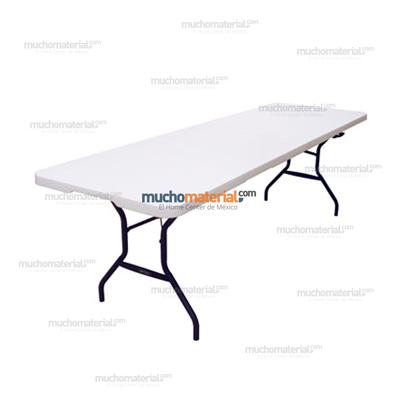 Mucho material mesa rectangular lifetime - Mesa de centro plegable ...